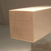 Leistenfoto Ahorn-Quadratstab