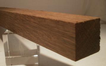 Räuchereiche-Quadratstab