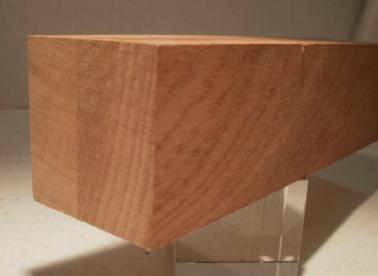 Sipo-Mahagoni-Quadratstab 50x50mm