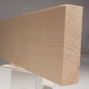 Ahorn-Rechteckleiste 15x60 mm