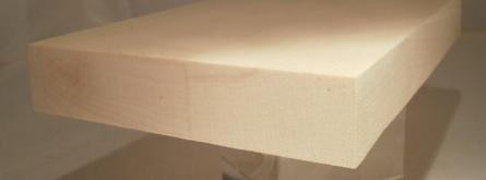 Ahorn-Rechteckleiste 20x100 mm