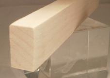 Ahorn-Rechteckleiste 20x30 mm