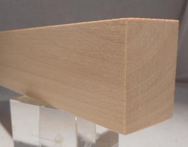 Ahorn-Rechteckleiste 30x40 mm