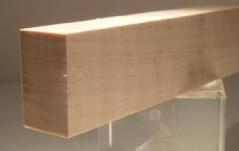 Birke-Rechteckleiste 20x30 mm