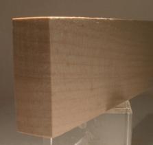 Birke-Rechteckleiste 20x50 mm