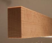 Buche-Rechteckleiste 15x30 mm