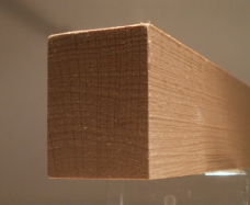 Buche-Rechteckleiste 30x40 mm
