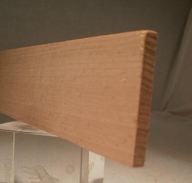 Buche-Rechteckleiste 5x40 mm