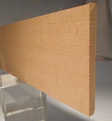 Buche-Rechteckleiste 5x60 mm