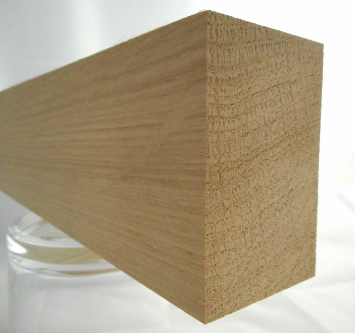Eiche-Rechteckleiste 40x60 mm