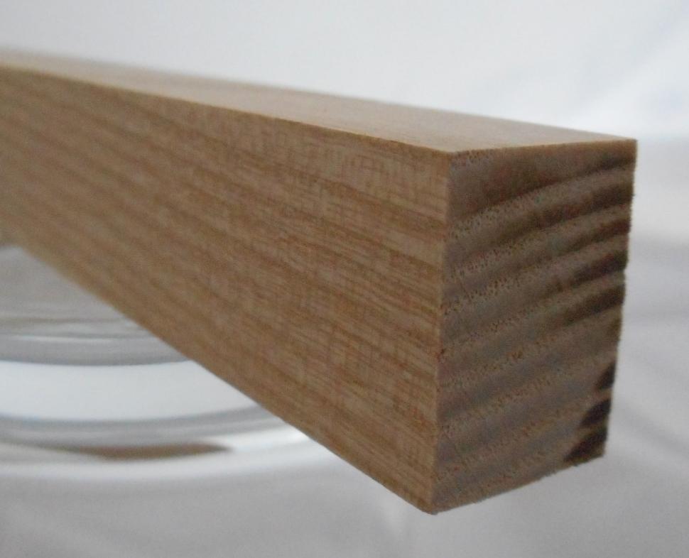 Esche-Rechteckleiste 15x20 mm