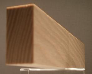 Esche-Rechteckleiste 15x30 mm