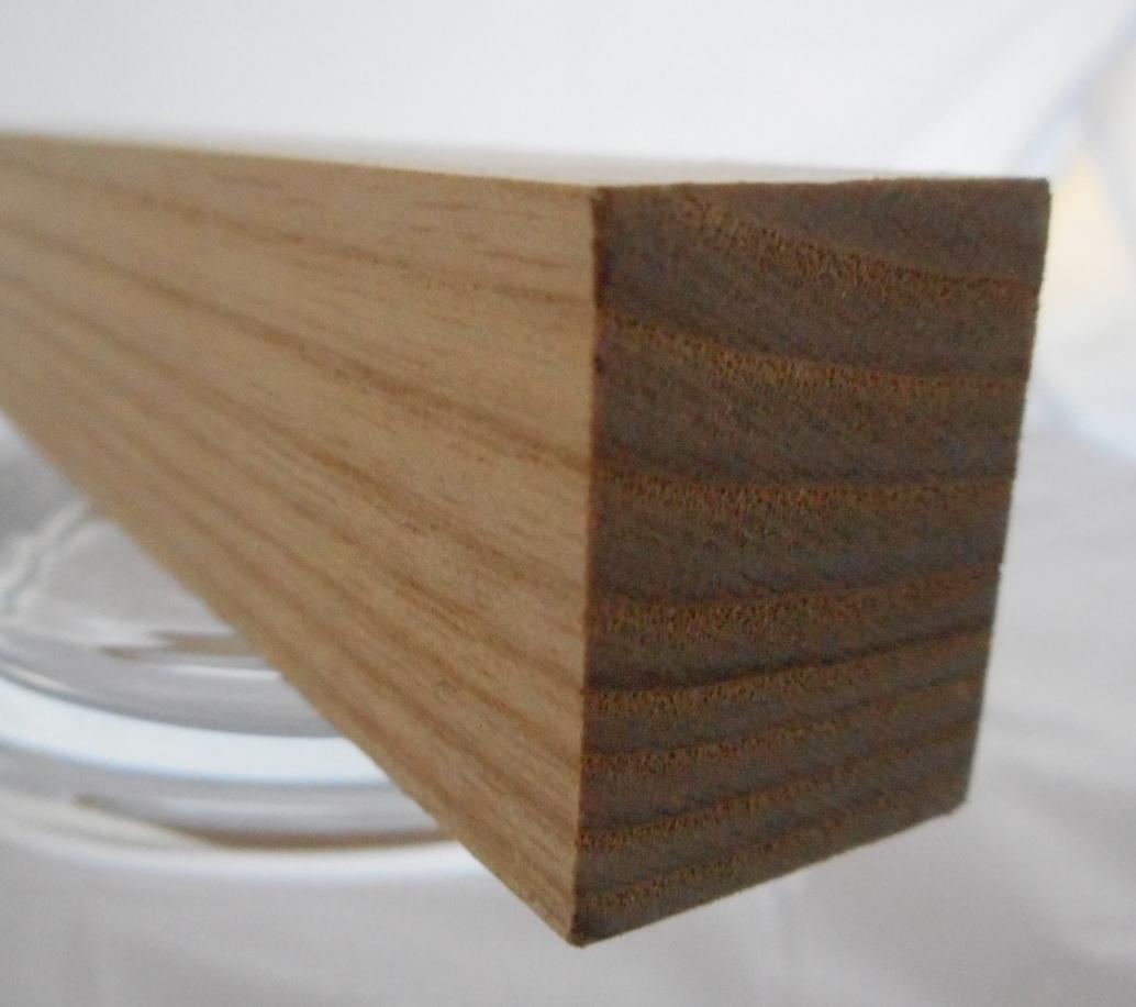 Esche-Rechteckleiste 20x25 mm