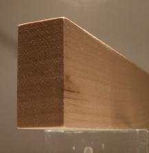 Kirschbaum-Rechteckleiste 20x40 mm