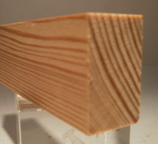 Lärche-Rechteckleiste 20x25 mm