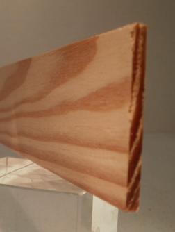 Lärche-Rechteckleiste 5x40 mm