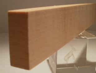 Linde-Rechteckleiste 15x35 mm