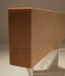 Linde-Rechteckleiste 20x50 mm