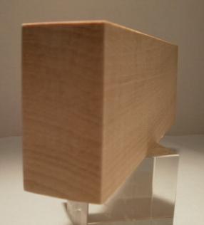 Linde-Rechteckleiste 30x60 mm