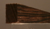 Wenge-Rechteckleiste 10x15 mm