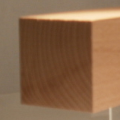Leistenfoto Quadratstab