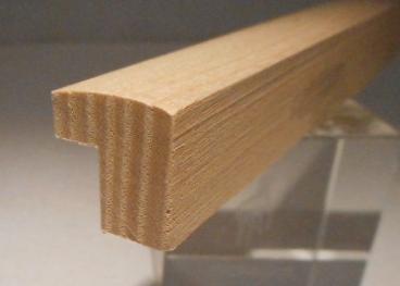 Esche-Bilderrahmenleiste-Modell-P1820