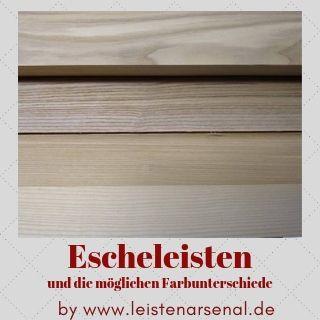 Esche-Rechteckleisten