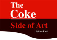 Ausstellung The Coke Side of Art in der Galerie Frank Schlag in Essen